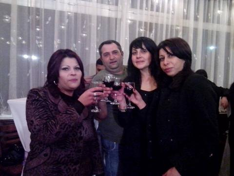 Members of the Community Action Group in Byala Slatina